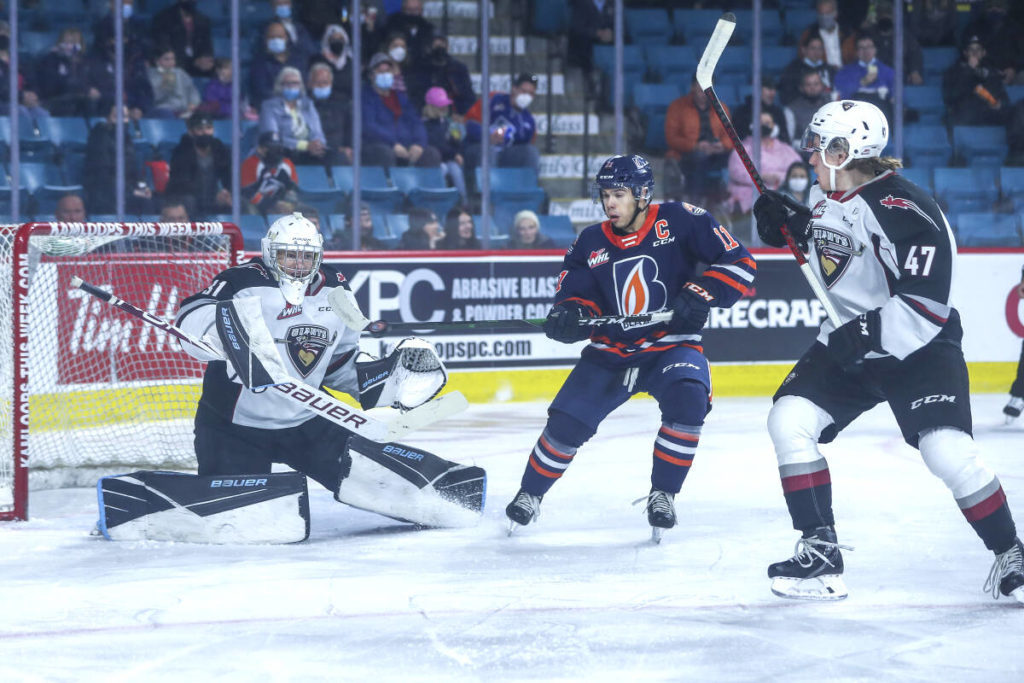 TONIGHT: Giants prepare to take on Rockets on home ice Saturday - Langley Advance Times